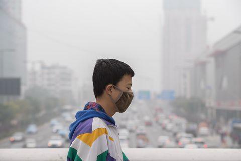 本轮重污染 除北京外27城均启动预警