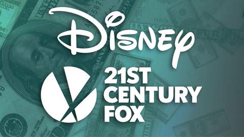 迪士尼收购福克斯 《辛普森一家》20年前现预测