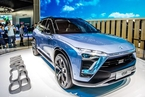 蔚来汽车ES8上市 试水私人用户换电模式