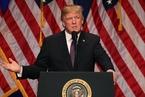 特朗普首发国家安全战略报告 称中国为竞争对手