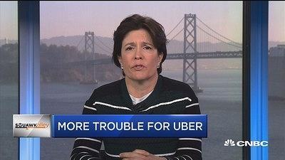 Uber遭前员工指控间谍罪 丑闻或升级成犯罪