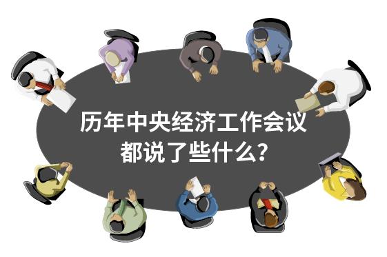 一年一度的中央经济工作会议又提出了什么?十年会议要点回顾