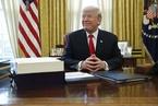 特朗普签字启动1.5万亿美元降税 行销政策费心思