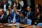 安理会一致通过涉朝新制裁 韩国称愿与朝鲜无条件对话