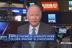 因调慢旧款iPhone速度 苹果在美面临八起诉讼