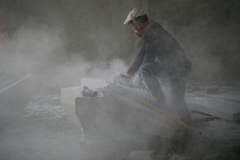 尘肺病占重庆职业病总数95% 预防比治疗更重要