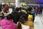 上海儿童流感门诊量攀高峰 较往年略有增长