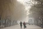 2017年入冬最强雾霾天气来袭  全国近90城发布预警