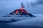 气候变暖或致地球火山喷发更频繁且剧烈