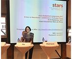 总编辑胡舒立受邀出席瑞士STARS论坛并演讲