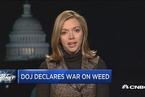 美司法部收紧大麻政策 大麻合法州将受到直接影响