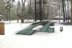 用了这些融雪垫之后 再也不用辛苦铲雪了