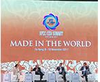 总编辑胡舒立受邀出席亚太经合组织工商领导人峰会并发言