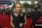 美国金球奖颁奖典礼成反性骚扰运动 众星身着黑色礼服声援