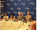 财新国际与亚洲协会闭门晚宴在纽约成功举办