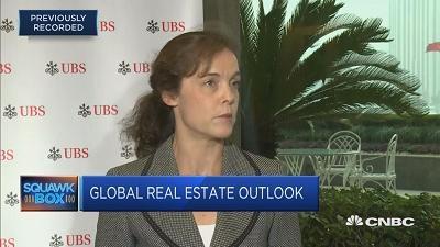 瑞银:2018年中国房地产销售增速可能降至零