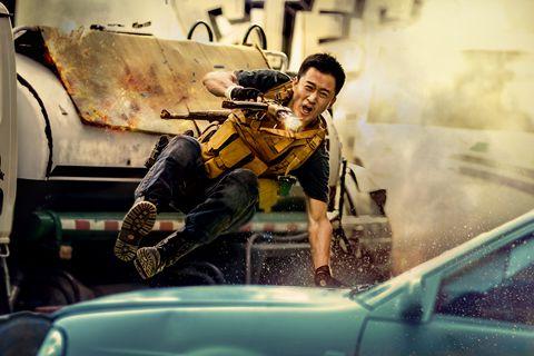 中国电影2017:凭口碑票房逆袭的不少 靠话题炒作的也很赚