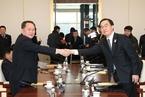 朝韩破冰复谈 朝鲜将高调参与平昌冬奥会
