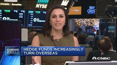 越来越多对冲基金转向亚洲市场寻求机会