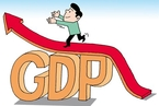 2017年中国GDP同比增长6.9%