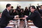 文在寅不排除见金正恩 朝方辩解称导弹是对准美国而非韩国