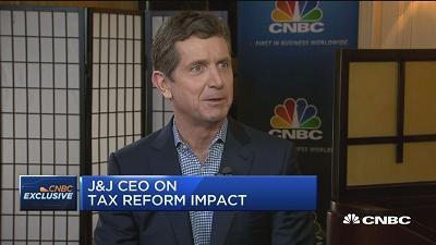 强生CEO:亚马逊的进取心值得我们效仿