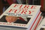 爆料特朗普新书作者:特朗普周围的每个人都认为他不能正常运转