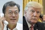 特朗普表达同朝鲜会谈意愿 将派副总统参加平昌冬奥会