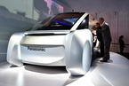 AI·CES|松下联合亚马逊加码自动驾驶技术