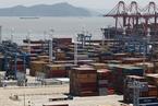 2017年中国出口同比增长10.8%