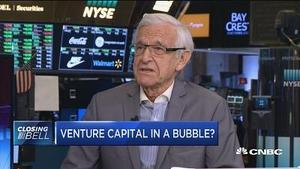 风险投资正处于泡沫之中吗?