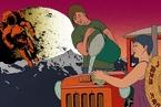 台湾金马奖最佳动画《大世界》:金钱是真正的主角
