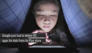 谷歌下架60余个给儿童展示色情内容的app