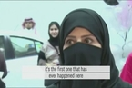 沙特阿拉伯首次举办为女性打造的车展