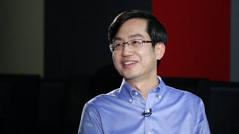 马维英:探索AI时代链接人类与信息的新方式