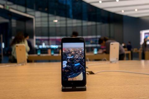 2017年中国手机销量排行榜 OppoR9s摘冠苹果iPhone7Plus排名第二
