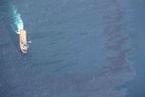 """交通部:""""桑吉""""轮沉没位置已确定 将安排水下机器人进行探摸"""