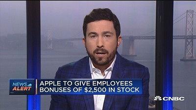 苹果宣布增加3500亿在美投资 撤回巨额海外资金