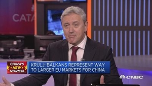 """塞尔维亚前政府顾问:我为何看好""""一带一路""""倡议"""