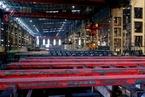 2017年中国粗钢产量同比大增5.7%