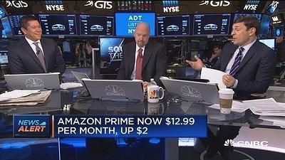 亚马逊将Prime会员服务月费上调2美元 年费不变