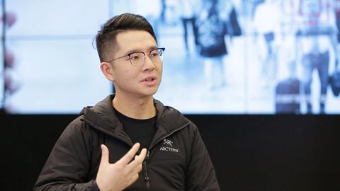 """旷视科技CEO印奇:缔造人类""""刷脸时代"""""""