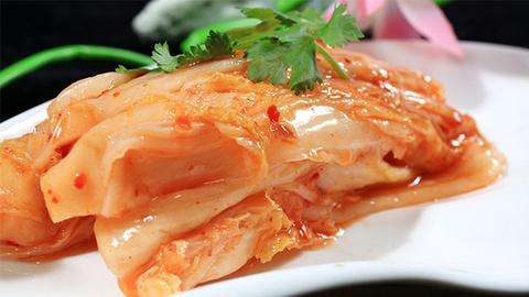 韩国泡菜进口超9成来自中国 泡菜贸易赤字创新高