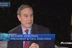 爱德曼:美国机构在2017年遭遇信任滑坡