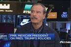 墨西哥前总统:特朗普可以随便建墙 但这是无用功