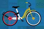 """你的小""""赤橙黄绿青蓝紫""""单车们 正在寒冬中瑟瑟发抖"""