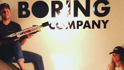 继Boring帽子热销后 马斯克卖喷火枪赚得上百万