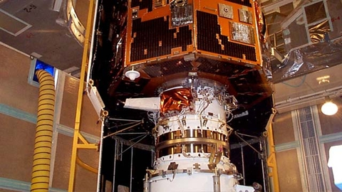 """""""失联""""12年 NASA丢失的卫星被天文爱好者找回"""