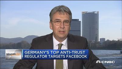 德国监管者:为什么我们要调查Facebook?
