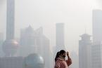 """上海空气重污染预警由""""蓝""""转""""黄"""" 重度污染或持续至2月2日"""